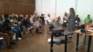 Vocal Technical Training Lisbon May 2015